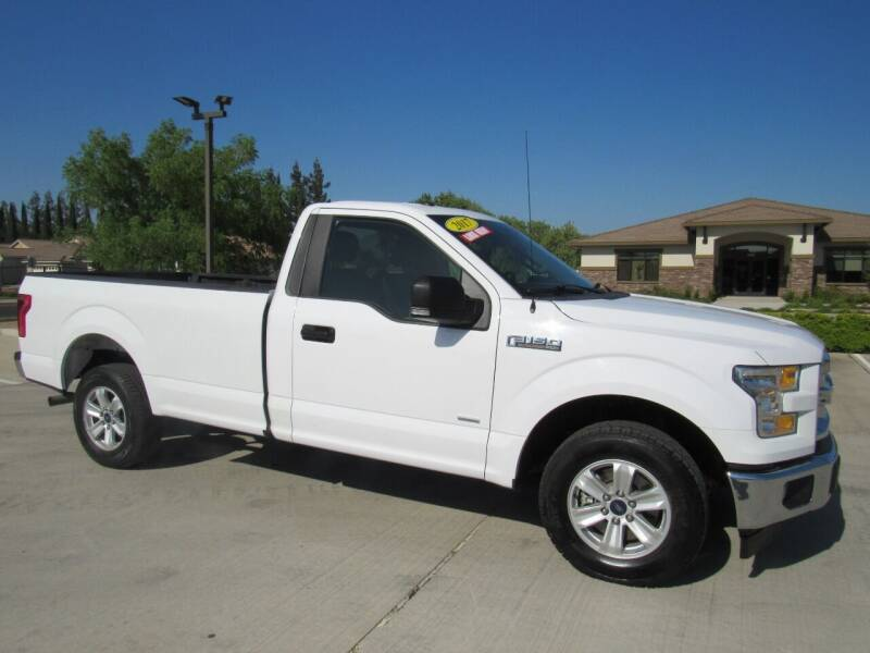 2017 Ford F-150 for sale at Repeat Auto Sales Inc. in Manteca CA