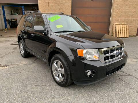 2011 Ford Escape for sale at Ric's Auto Sales in Billerica MA