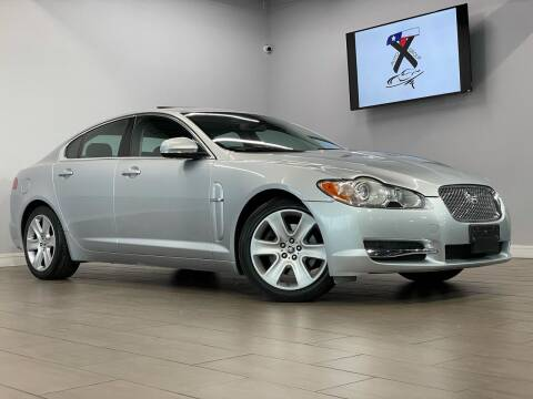 2010 Jaguar XF for sale at TX Auto Group in Houston TX