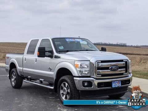 2015 Ford F-250 Super Duty for sale at Bob Walters Linton Motors in Linton IN