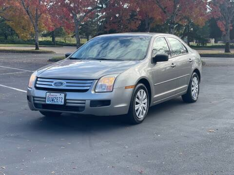 2008 Ford Fusion for sale at H&W Auto Sales in Lakewood WA