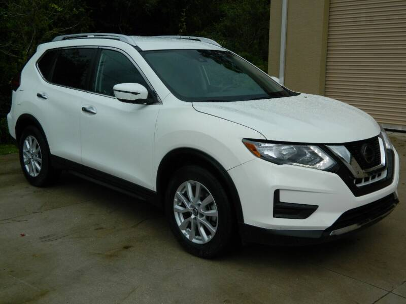 2019 Nissan Rogue for sale at Jeff's Auto Sales & Service in Port Charlotte FL