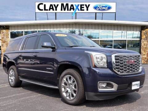 2018 GMC Yukon XL for sale at Clay Maxey Ford of Harrison in Harrison AR