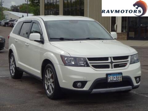 2014 Dodge Journey for sale at RAVMOTORS 2 in Crystal MN