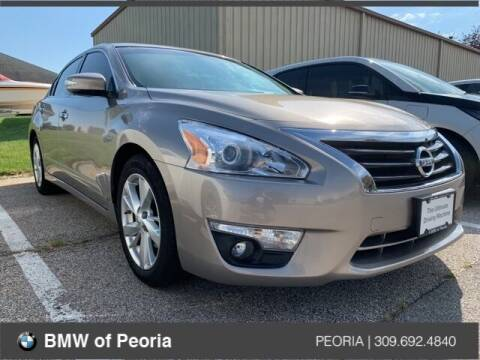 2014 Nissan Altima for sale at BMW of Peoria in Peoria IL