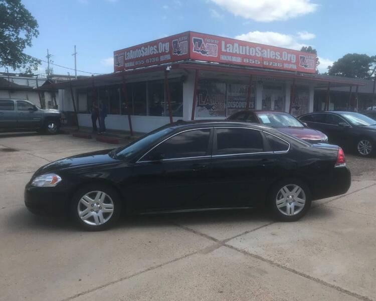 2013 Chevrolet Impala for sale in Monroe, LA