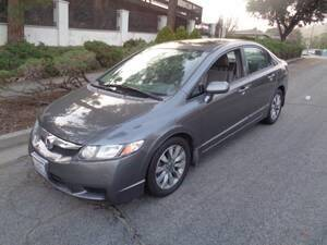 2009 Honda Civic for sale at Inspec Auto in San Jose CA