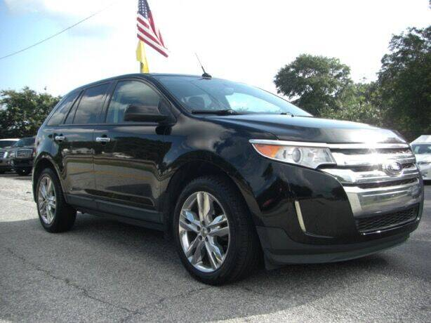 2011 Ford Edge for sale at Manquen Automotive in Simpsonville SC