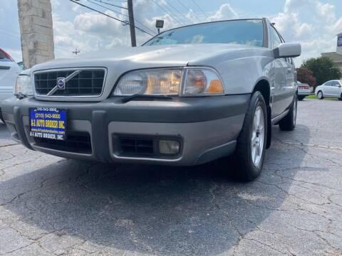 1999 Volvo V70 for sale at A-1 Auto Broker Inc. in San Antonio TX