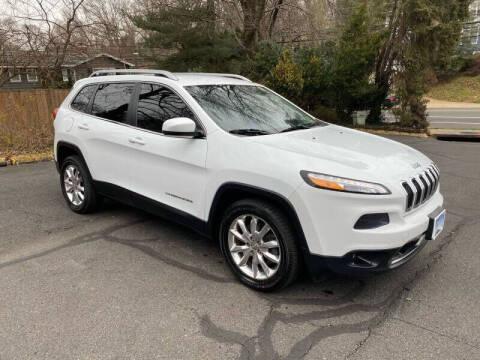 2014 Jeep Cherokee for sale at Car World Inc in Arlington VA
