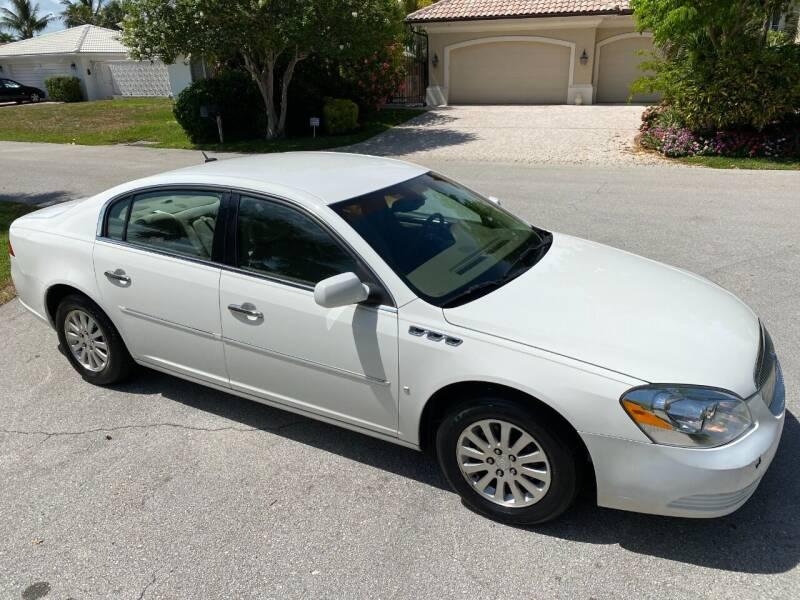 2006 Buick Lucerne for sale at Exceed Auto Brokers in Lighthouse Point FL
