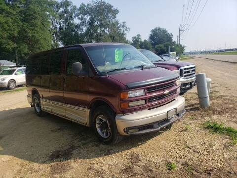 2000 Chevrolet Express Cargo for sale at Northwoods Auto & Truck Sales in Machesney Park IL