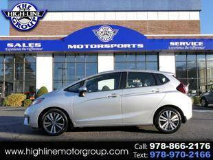 2016 Honda Fit for sale at Highline Group Motorsports in Lowell MA