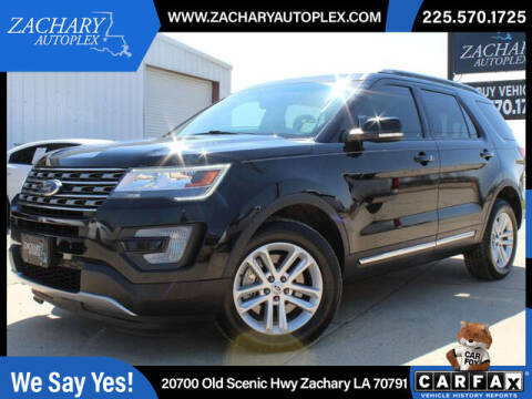 2016 Ford Explorer for sale at Auto Group South in Natchez MS