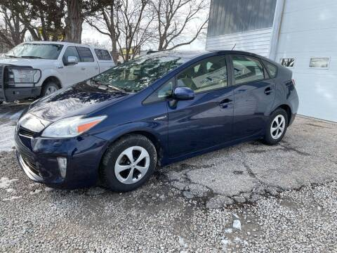 2013 Toyota Prius for sale at Bailey Auto in Pomona KS
