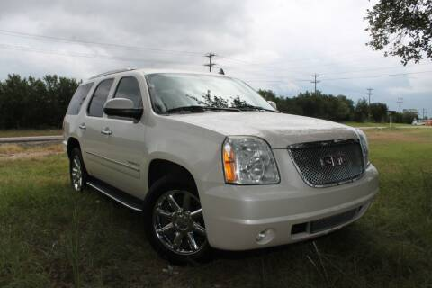 2013 GMC Yukon for sale at Elite Car Care & Sales in Spicewood TX