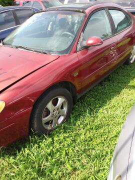 2002 Ford Taurus for sale at Ody's Autos in Houston TX