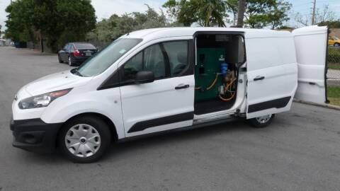 2015 Ford Transit Connect Cargo for sale at Quality Motors Truck Center in Miami FL