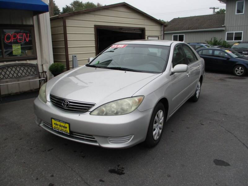 2005 Toyota Camry for sale at TRI-STAR AUTO SALES in Kingston NY