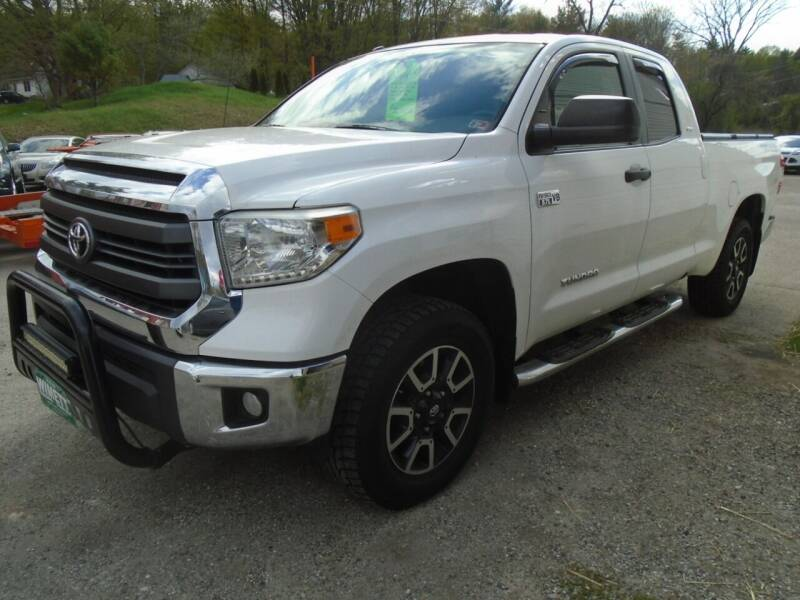2014 Toyota Tundra for sale at Wimett Trading Company in Leicester VT
