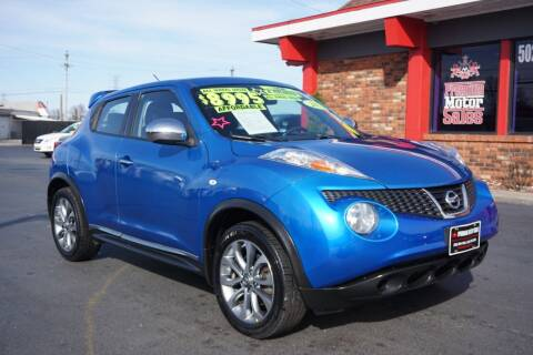 2011 Nissan JUKE for sale at Premium Motors in Louisville KY