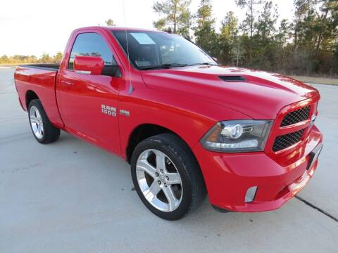 2013 RAM Ram Pickup 1500 for sale at Fincher's Texas Best Auto & Truck Sales in Tomball TX