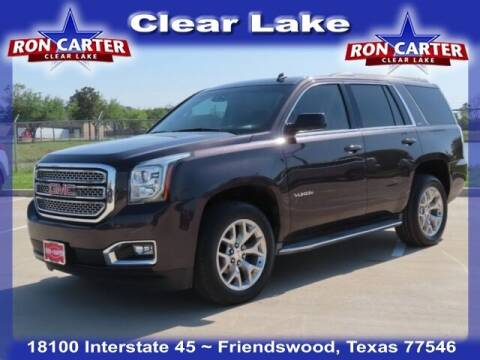 2015 GMC Yukon for sale at Ron Carter  Clear Lake Used Cars in Houston TX