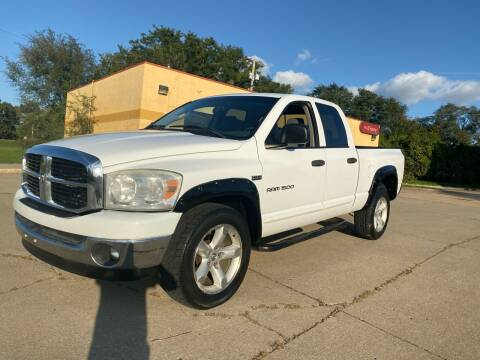 2007 Dodge Ram Pickup 1500 for sale at Xtreme Auto Mart LLC in Kansas City MO