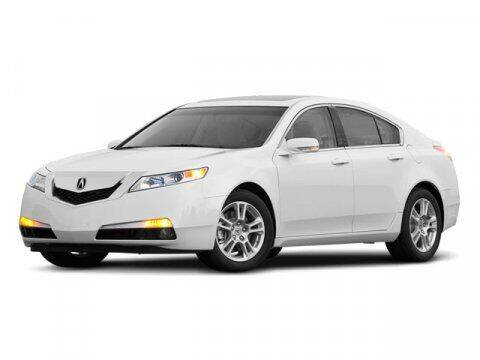 2009 Acura TL for sale at WOODLAKE MOTORS in Conroe TX