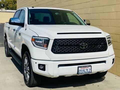 2018 Toyota Tundra for sale at Auto Zoom 916 Rancho Cordova in Rancho Cordova CA
