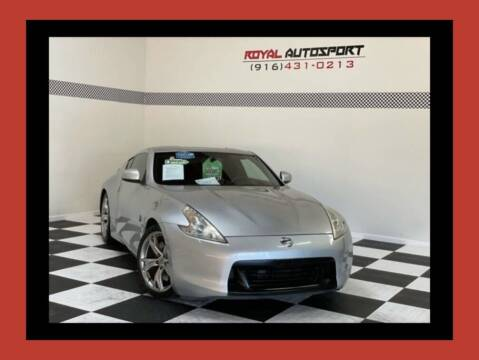 2011 Nissan 370Z for sale at Royal AutoSport in Sacramento CA