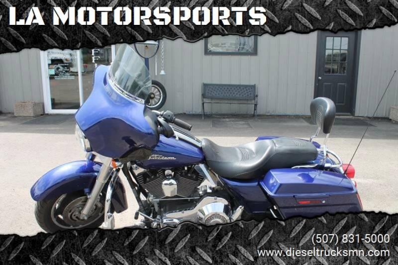 2006 Harley-Davidson Street Glide for sale at LA MOTORSPORTS in Windom MN