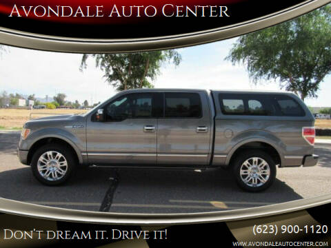 2010 Ford F-150 for sale at Avondale Auto Center in Avondale AZ