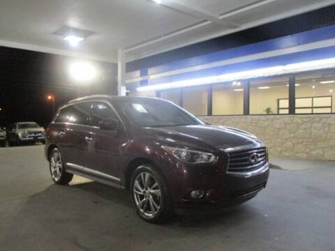2013 Infiniti JX35 for sale at CAR SOURCE OKC - CAR ONE in Oklahoma City OK