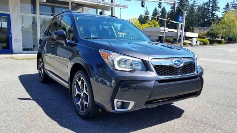2016 Subaru Forester for sale at Seattle's Auto Deals in Everett WA