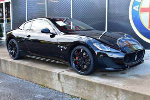 2017 Maserati GranTurismo for sale at Alfa Romeo & Fiat of Strongsville in Strongsville OH