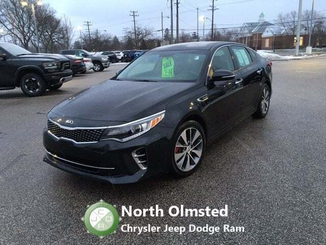 2016 Kia Optima for sale at North Olmsted Chrysler Jeep Dodge Ram in North Olmsted OH