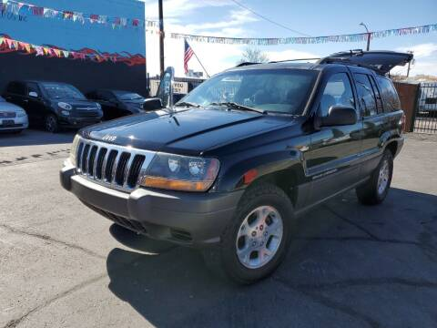1999 Jeep Grand Cherokee for sale at DPM Motorcars in Albuquerque NM