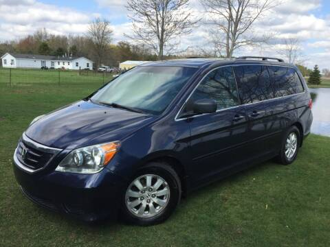 2008 Honda Odyssey for sale at K2 Autos in Holland MI
