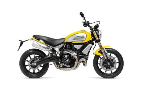 2019 Ducati Scrambler 1100 Yellow for sale at Peninsula Motor Vehicle Group in Oakville Ontario NY