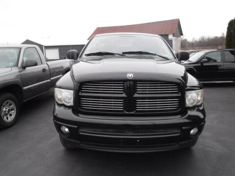 2004 Dodge Ram Pickup 1500 for sale at Vicki Brouwer Autos Inc. in North Rose NY