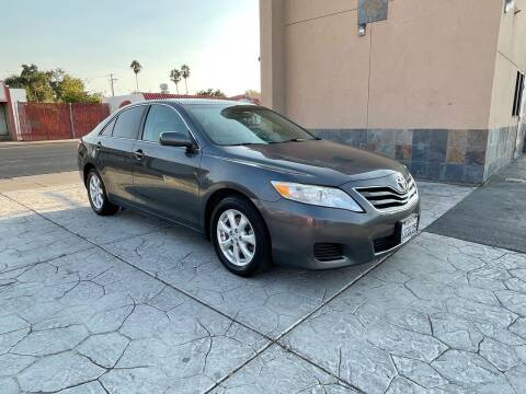 2011 Toyota Camry for sale at Exceptional Motors in Sacramento CA