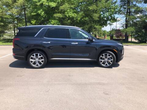 2020 Hyundai Palisade for sale at St. Louis Used Cars in Ellisville MO