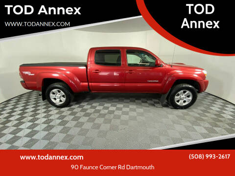 2010 Toyota Tacoma for sale at TOD Annex in North Dartmouth MA