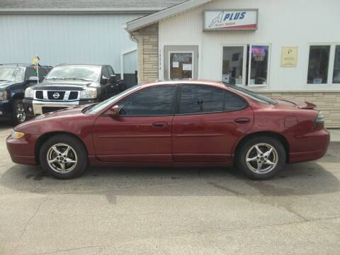2003 Pontiac Grand Prix for sale at A Plus Auto Sales/ - A Plus Auto Sales in Sioux Falls SD