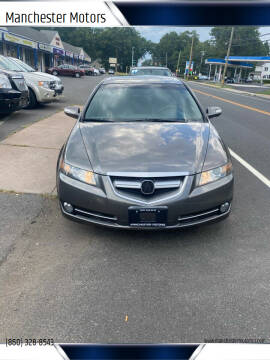 2008 Acura TL for sale at Manchester Motors in Manchester CT