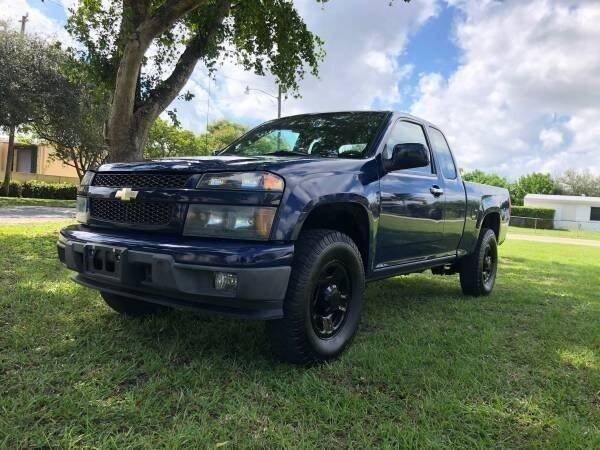 2010 Chevrolet Colorado GREAT DEAL FRESH TRADE IN - Fort Lauderdale FL