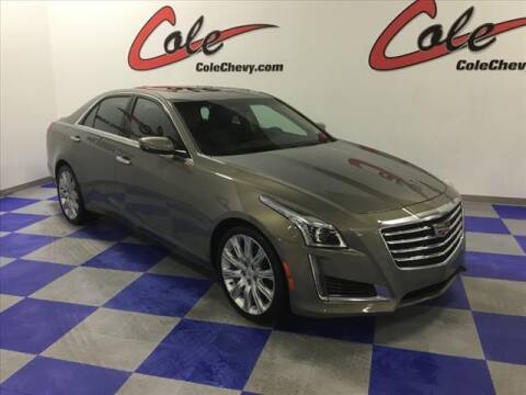2017 Cadillac CTS for sale at Cole Chevy Pre-Owned in Bluefield WV