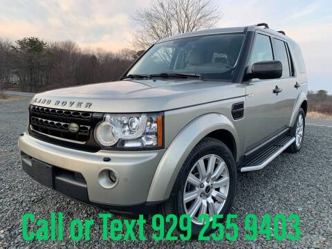 2013 Land Rover LR4 for sale at Ultimate Motors in Port Monmouth NJ