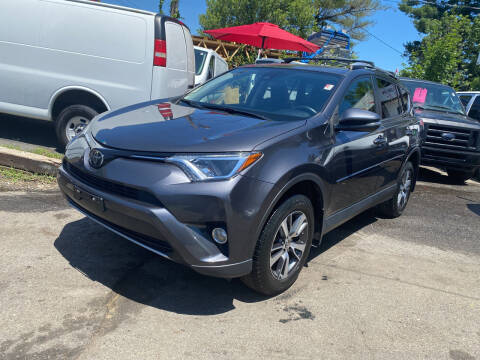 2017 Toyota RAV4 for sale at Drive Deleon in Yonkers NY